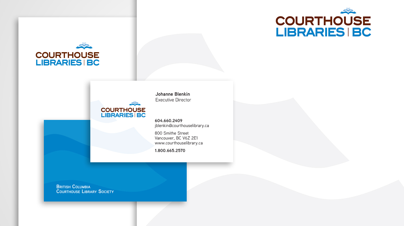 CLBC Stationery