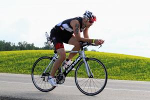 Paul Forbes Triathlon Bike
