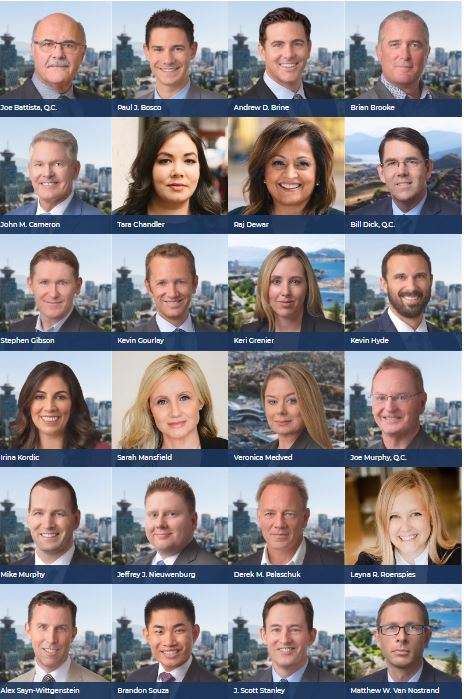Murphy Battista LLP 24 BC Injury Lawyers